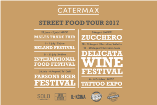 Catermax Street Food Tour