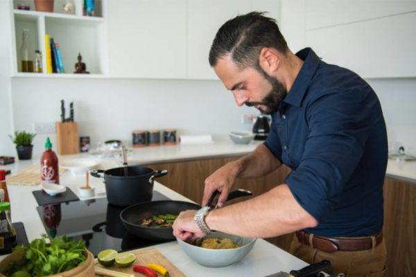 Feature on Gourmet Magazine